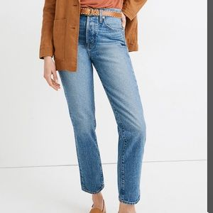 The Petite Perfect Vintage Jean in Cormie Wash